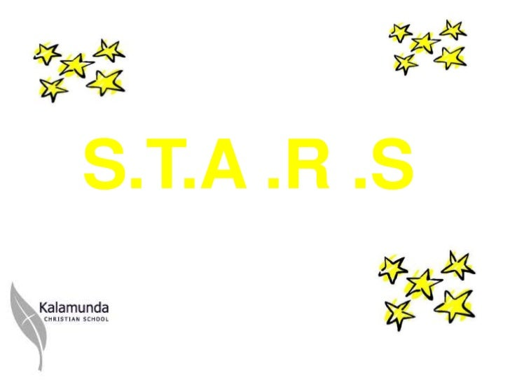 S.T.A .R .S