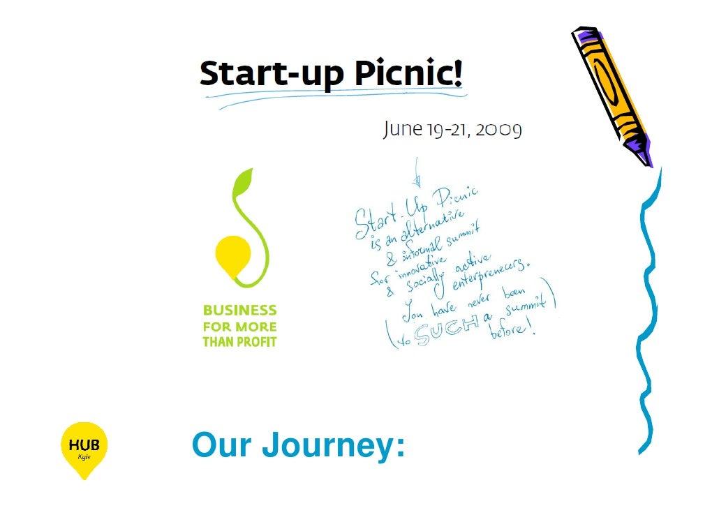 Start Up Picnic Journey Eng