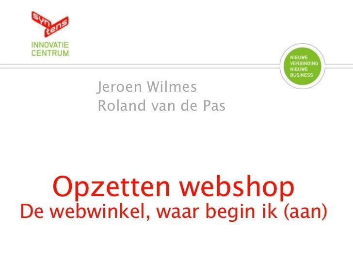 Starten online verkopen bmb-(2012)-v3