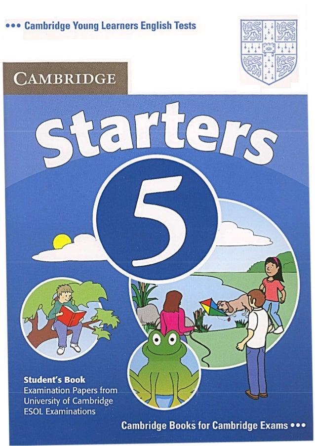 Starters 5 sb