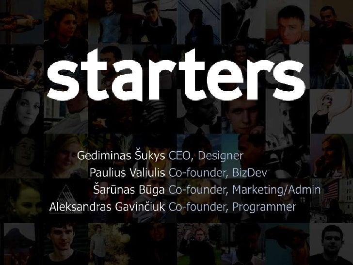 Starters (smv2012) v6