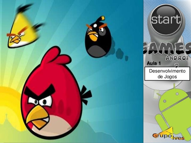 StartGames Android aula 1