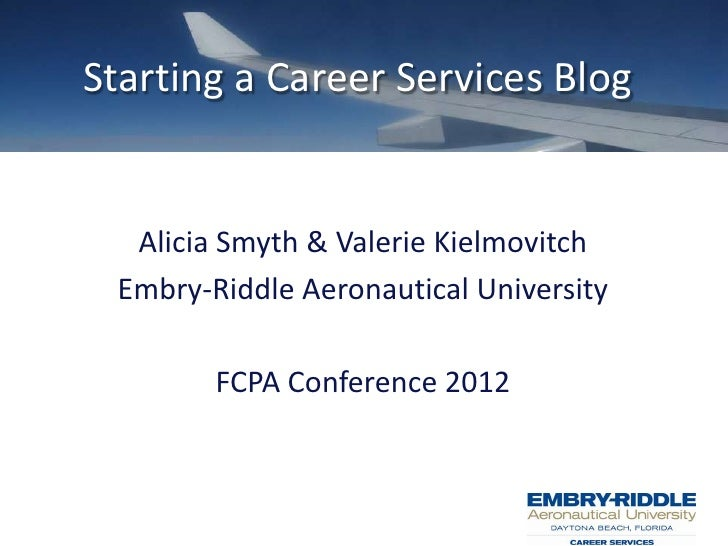 Starting a Career Services Blog