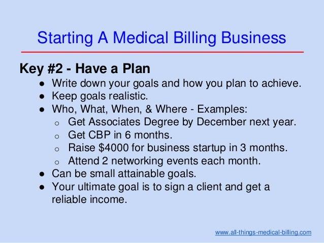 How Do I Start a Home Based Medical Billing Business