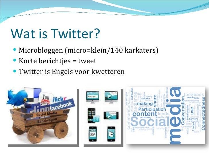 Start to twitter