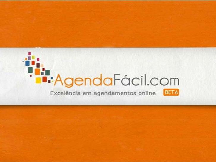 StartuFarmSP Demo Day - Agenda Facil