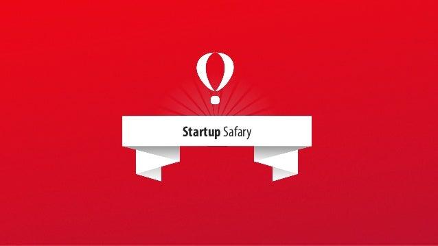 Startup Safary