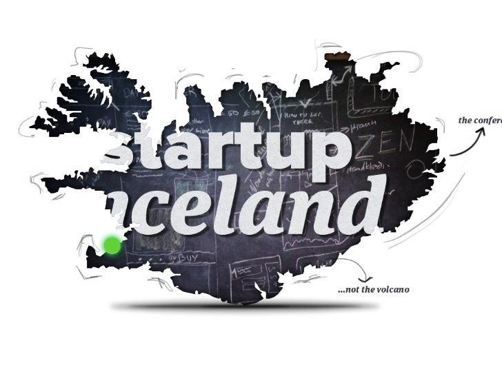 Startup scene-in-iceland