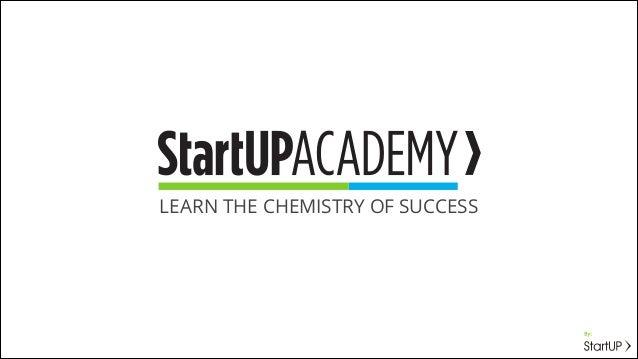 StartUP Academy Nov 2013 - Oreintation