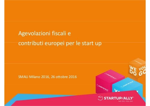 Agevolazioni fiscali per le startup - Agevolazioni fiscali per ristrutturazione bagno ...