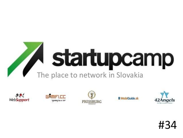 StartupCamp Bratislava#34