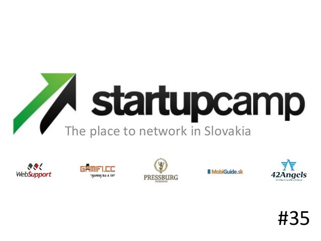 The place to network in Slovakia  #35