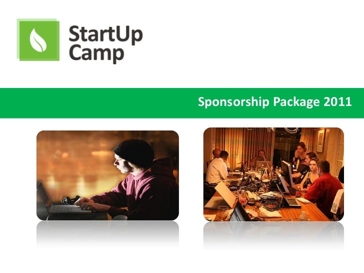 Sponsorship Package 2011