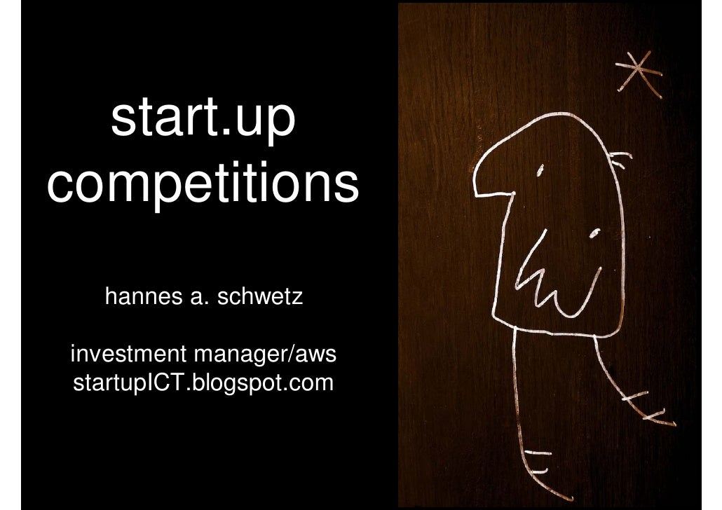 startup competitions