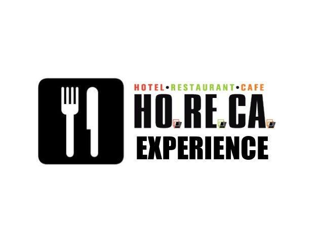 HO.RE.CA Experience - una piattaforma digitale per innovare il settore della ristorazione italiana
