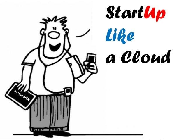 StartUpLikea Cloud