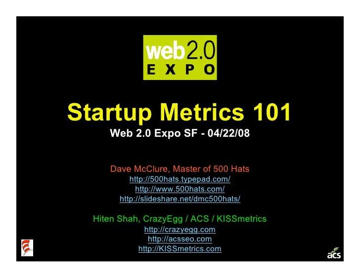 Startupmetrics101aarrr