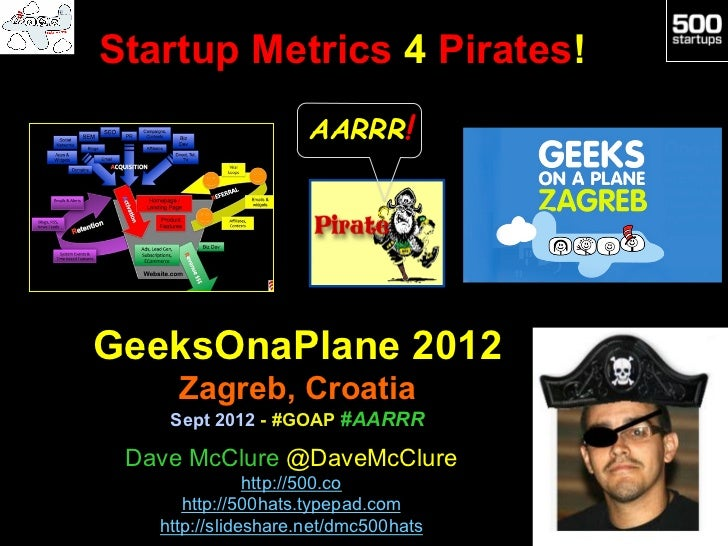 Startup Metrics for Pirates (Sept 2012)