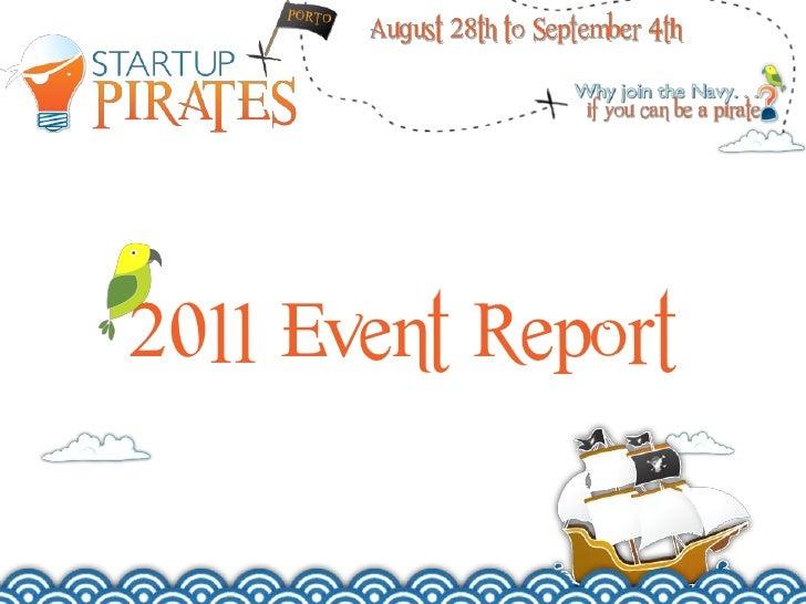 2011 Event Report