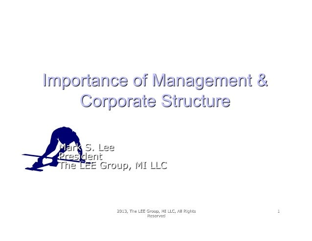 Start Up Quest: Importance of Management