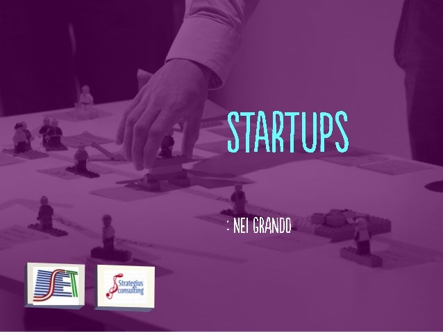 Startups - Congresso SET Expo 2014