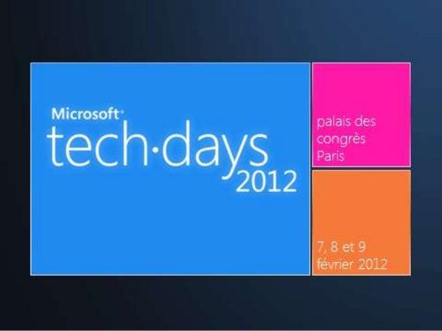 Créer sa start'upalain.baritault@founderinstitute.com        The Founder Institute                     Microsoft Tech Days...