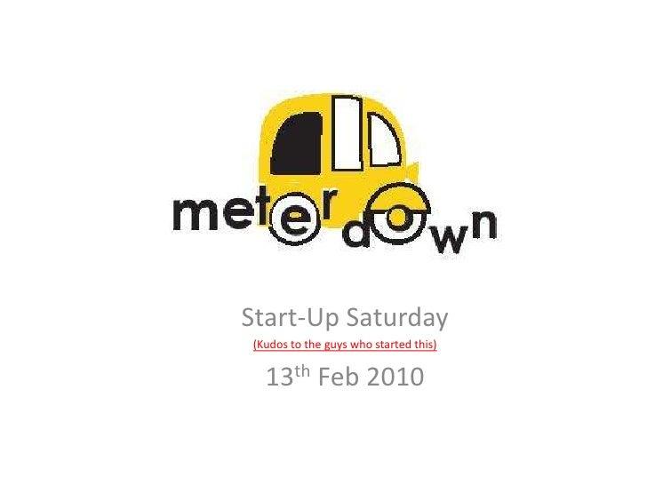 Meter Down - Indias first autorickshaw magazine :)