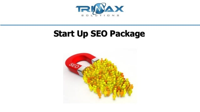 Start Up SEO Package