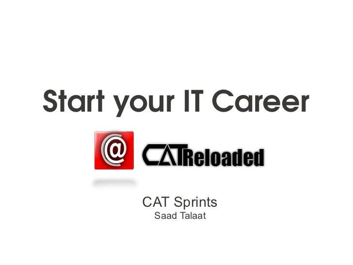 Start yourit career