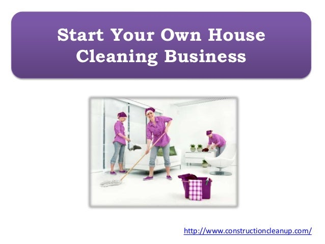 how to clean a house where to start