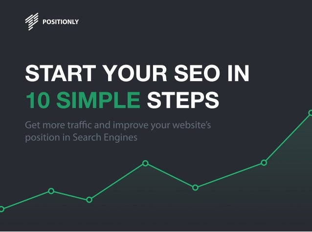 START YOUR SEO IN 10 SIMPLE STEPS