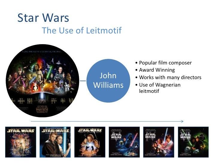 Star Wars     The Use of Leitmotif                              • Popular film composer                            • Award...