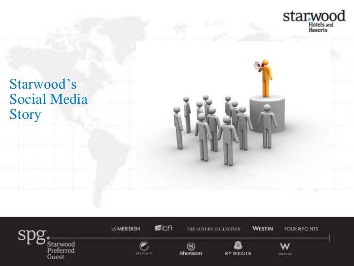 Starwood & Social Media - SMWNY