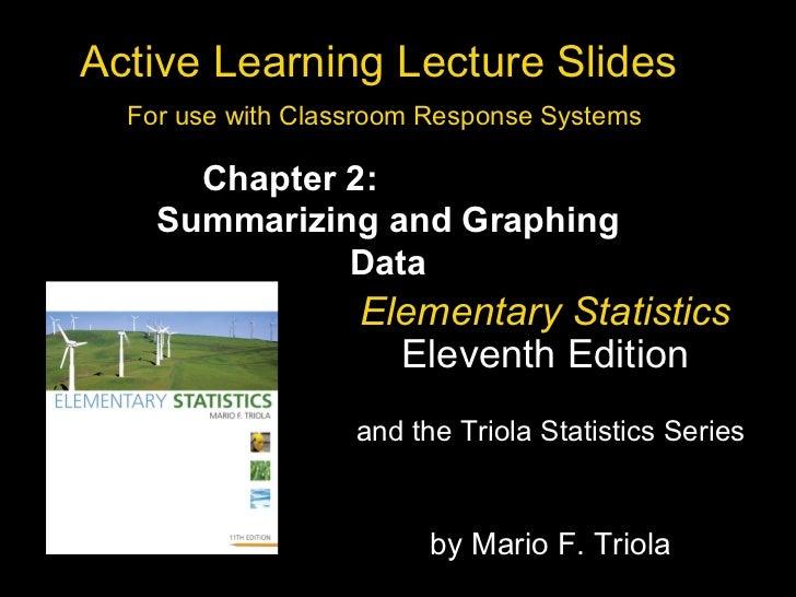 C2 Study Slides - MAT 151