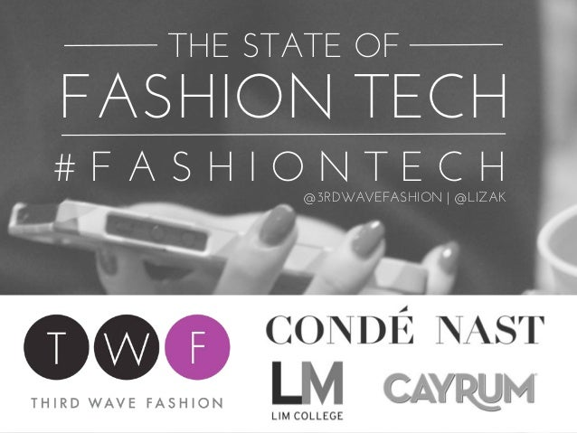 State of Fashion Tech