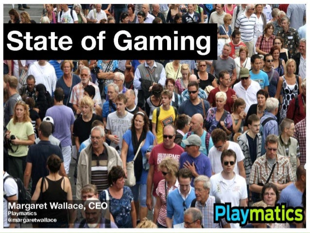 State of the Video Game Industry