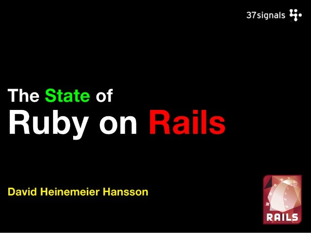 State of Rails