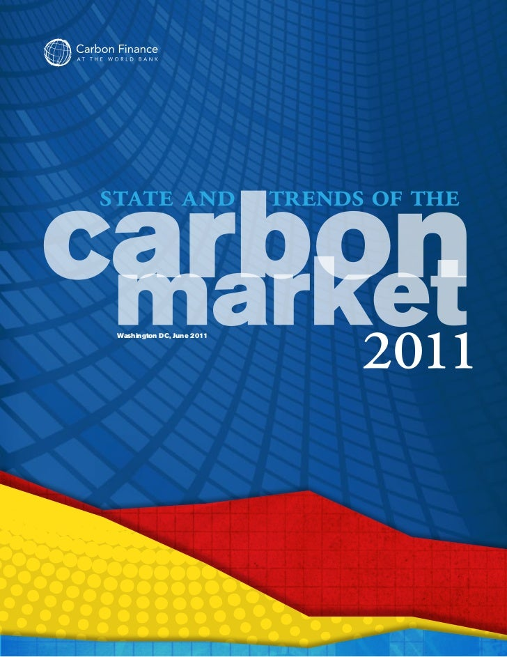 State and Trend of the Carbon Markets
