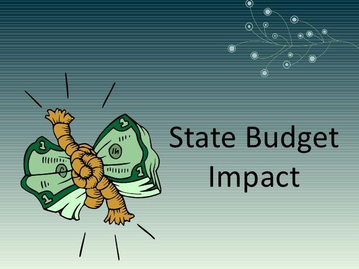 State Budget Impact