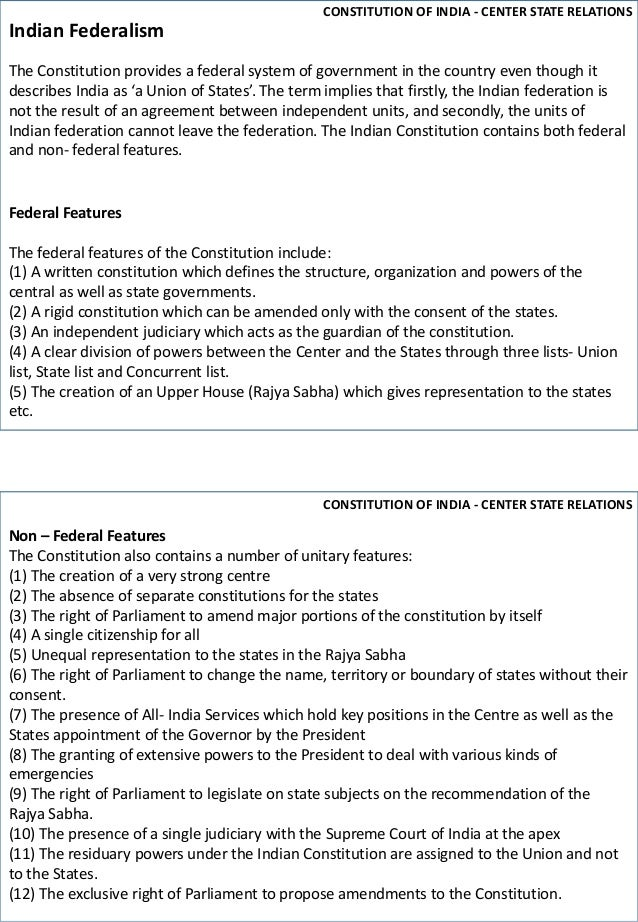 state center relation in india Title: centre-state relations in india created date: 20160802174350z.