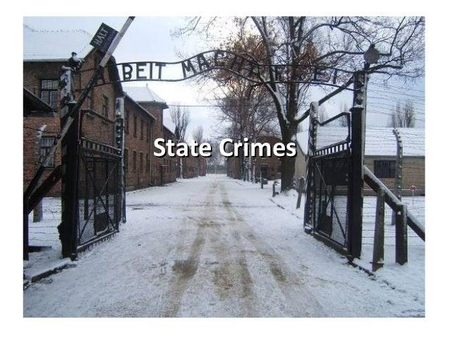 State Crimes