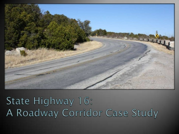    Project overview   Evaluation of the roadway corridor and    limits   Challenges of having a historic road    corrid...