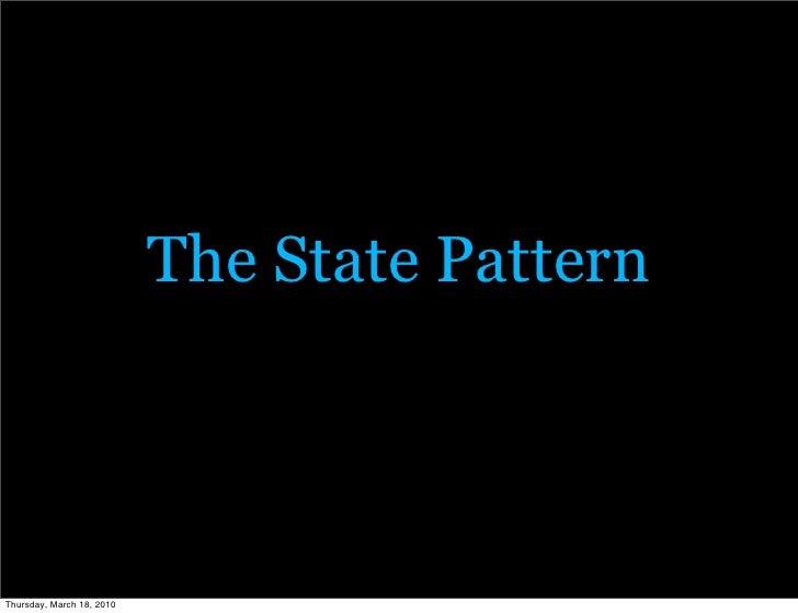 State Machine Presentation1 61
