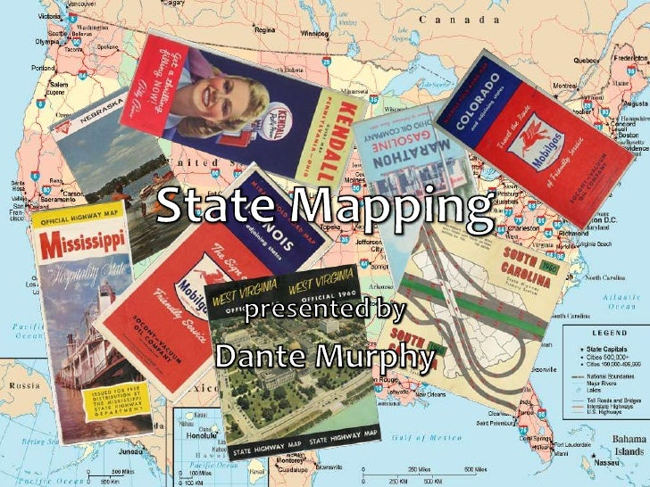 State Mapping Redux