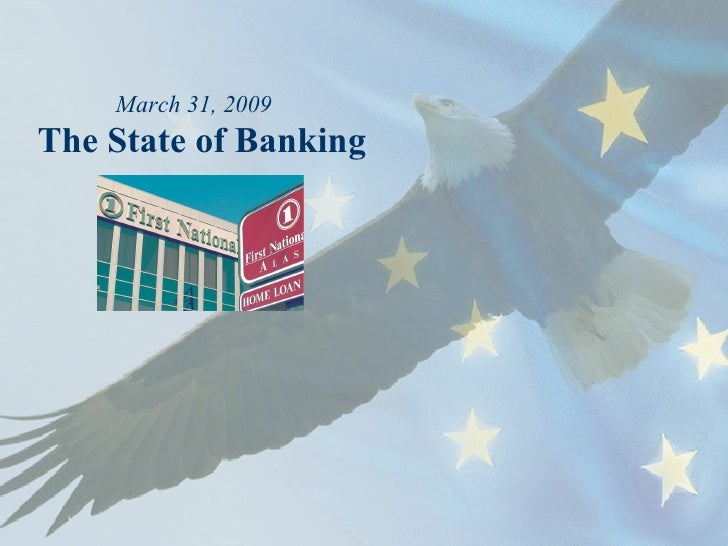 State of Banking Web