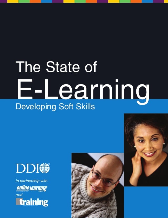 The State ofE-LearningDeveloping Soft Skillsin partnership withand