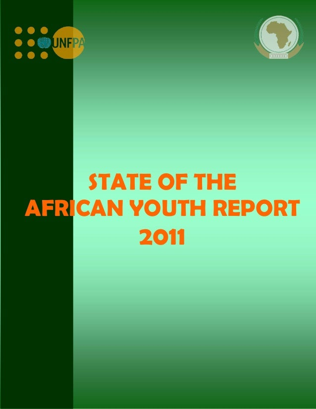 State of the African Youth Report 2011