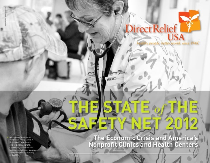 2012 State of the Safety Net