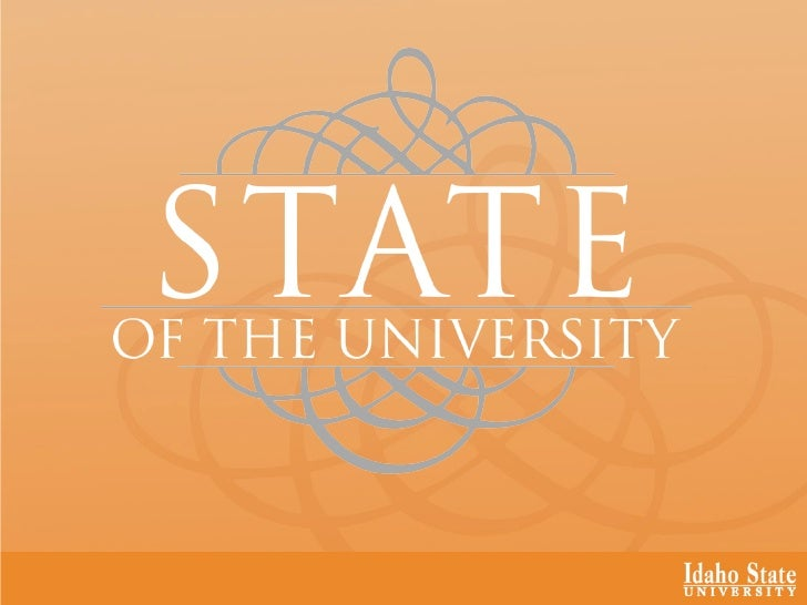 State of the University 2011