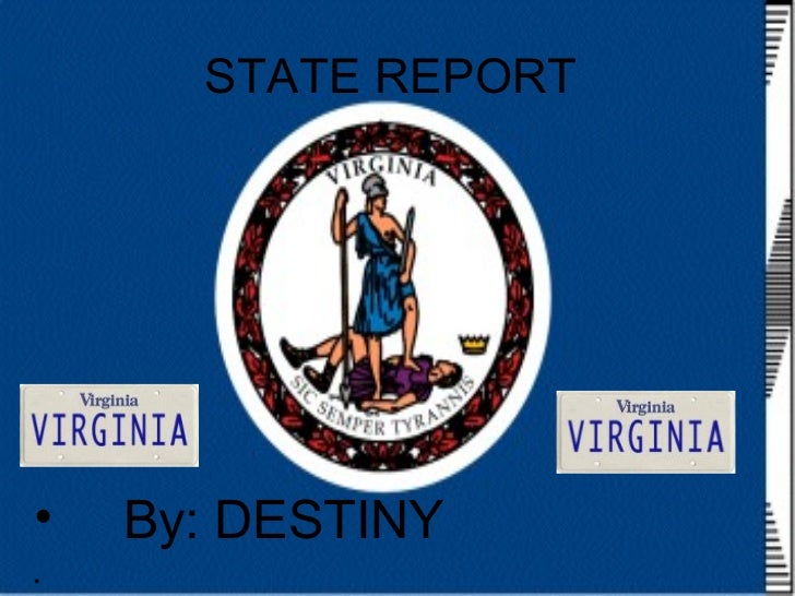Virginia- Destiny
